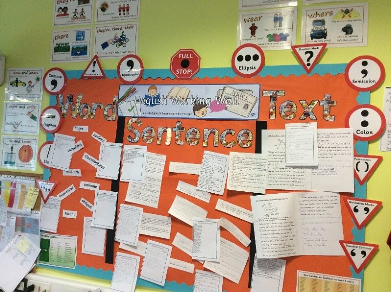 English | Christ Church CE Primary School Surbiton